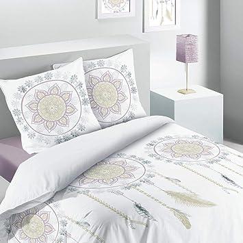 Ateliers Du Wäsche Dream Bettwäsche 100 Baumwolle Bedruckt 260 X