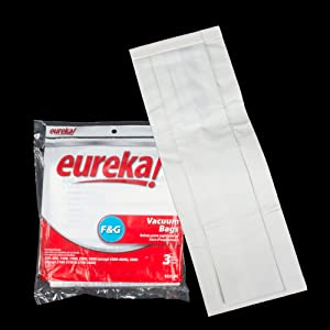 Eureka Sanitaire F&G Upright Vacuum Bags, Fits 54924B - 10 Bags