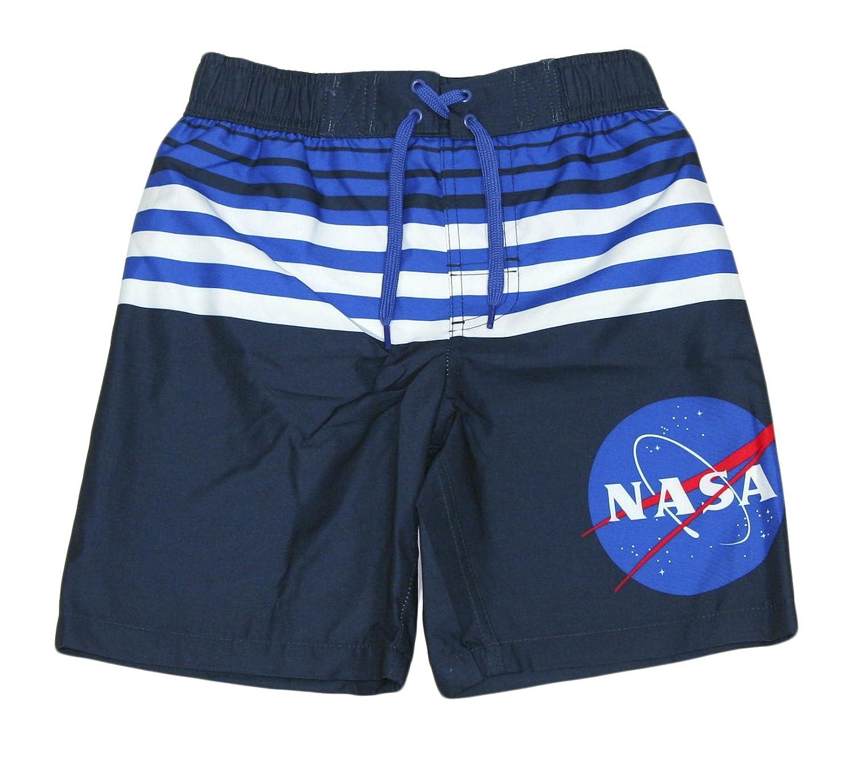 NASA Boys Space Swim Trunks Board Shorts Swimwear
