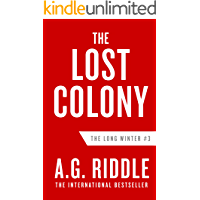 The Lost Colony (The Long Winter Trilogy Book 3)