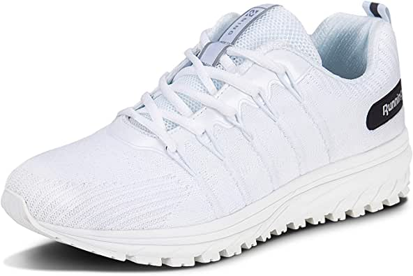 Hombre Mujer Zapatillas Deporte para Zapatillas de Ligeras Running Transpirables Cómodas Correr para Zapatos de Malla: Amazon.es: Zapatos y complementos