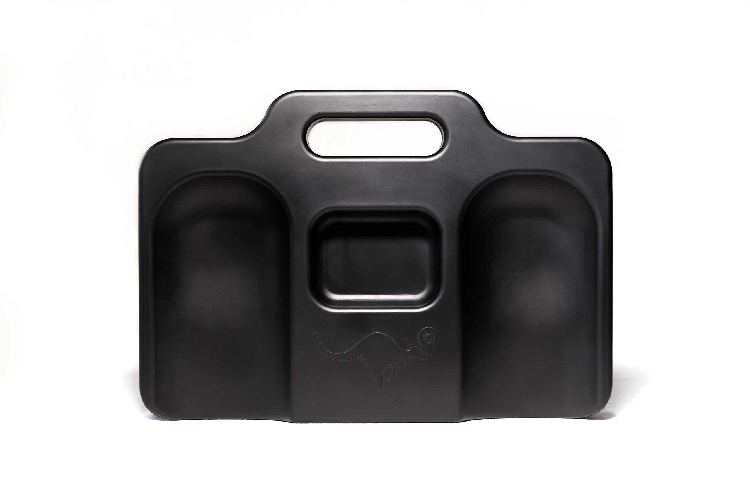 Knee Mat 15.35 x 9.92 inch Kneeling Protector Pad Car Repairing Garden Home Kneeler Black by Primepartsking