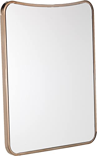 Furniture HotSpot Champagne Gold Framed Mirror