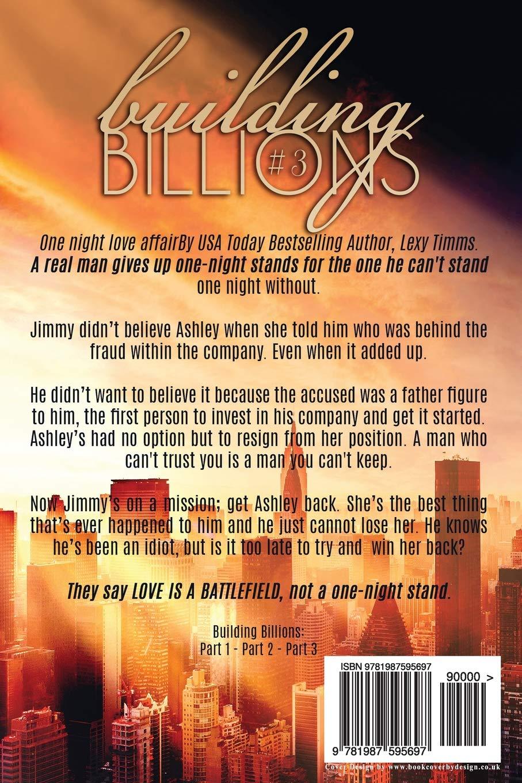 Building Billions - Part 3: Steamy Billionaire Sweet Romance