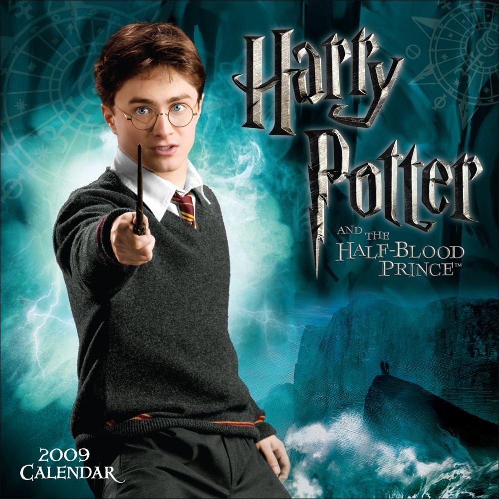 Harry Potter And The Half Blood Prince 2009 Mini Wall Calendar Andrews Mcmeel Publishing Llc 9780740774423 Amazon Com Books