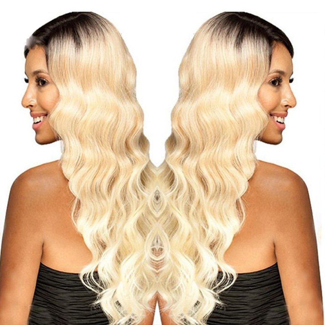 Amazon Unice 10a Grade Brazilian Blonde Body Wave Remy Hair 1