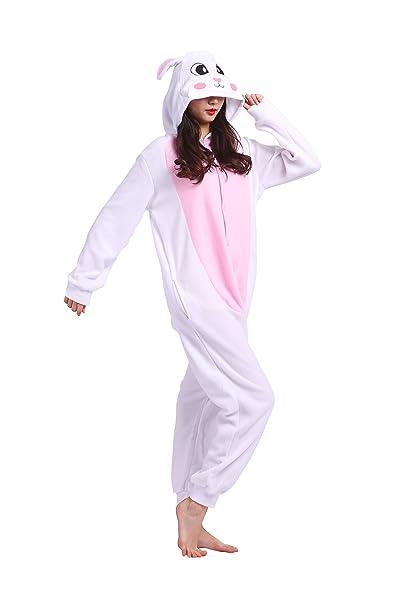 Magicmode Unisex Lindo De La Historieta Enterizo De Cosplay Pijamas Anime Animales Disfraces De Adultos Sudadera