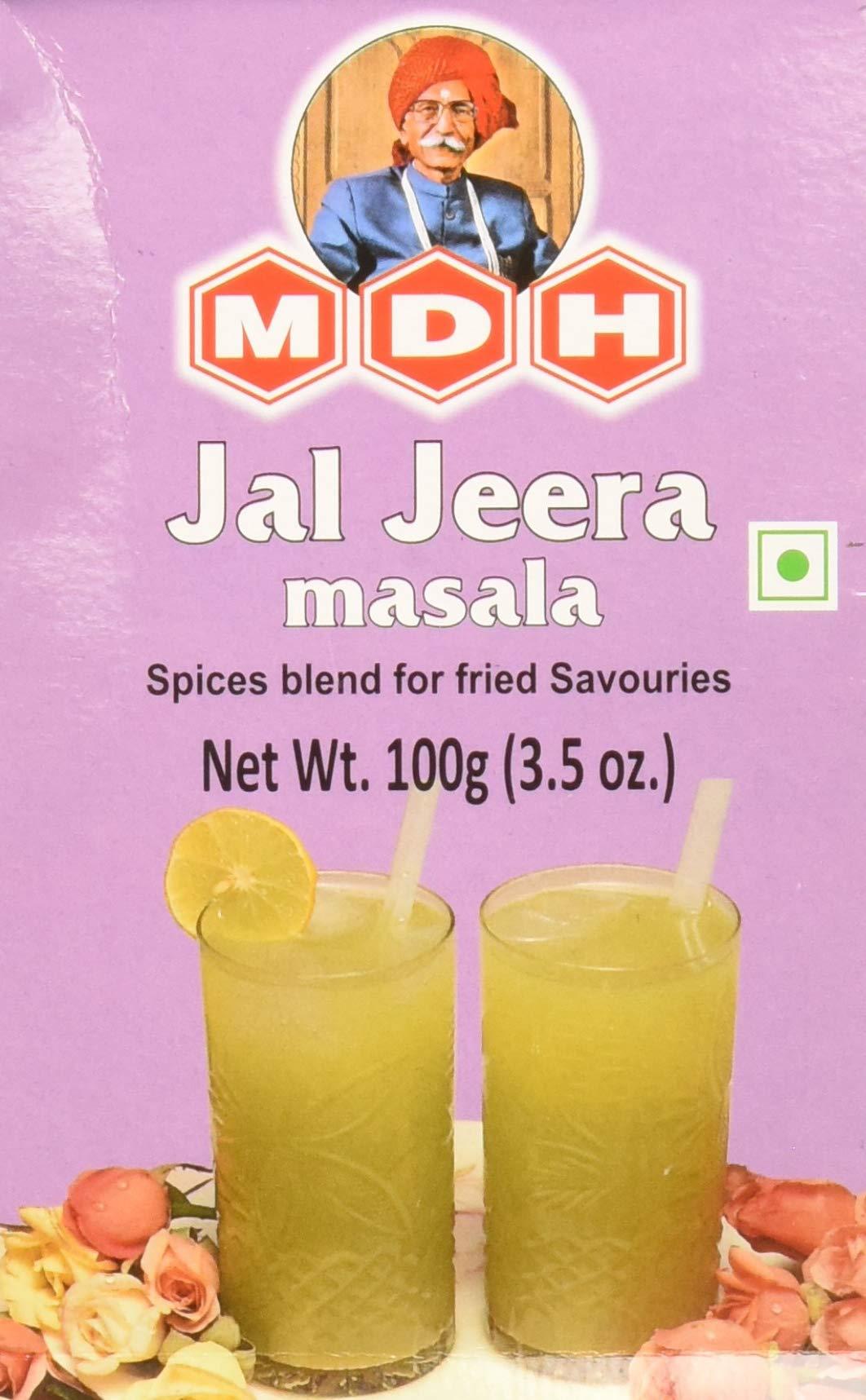 MDH Jal Jeera Masala - 3.5oz