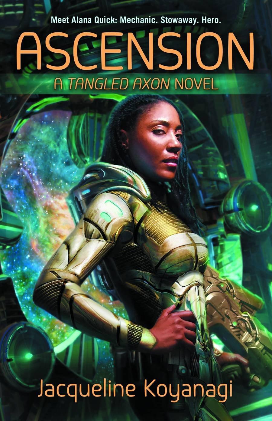 Download Ascension: A Tangled Axon Novel ebook