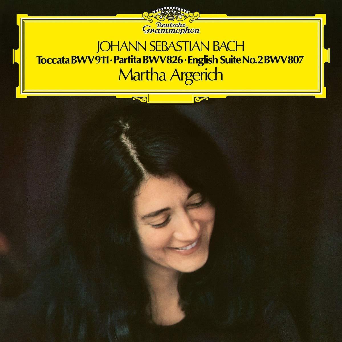 Vinilo : MARTHA ARGERICH - Toccatac-moll /  Partita No.2 /  Englische Suite (LP Vinyl)