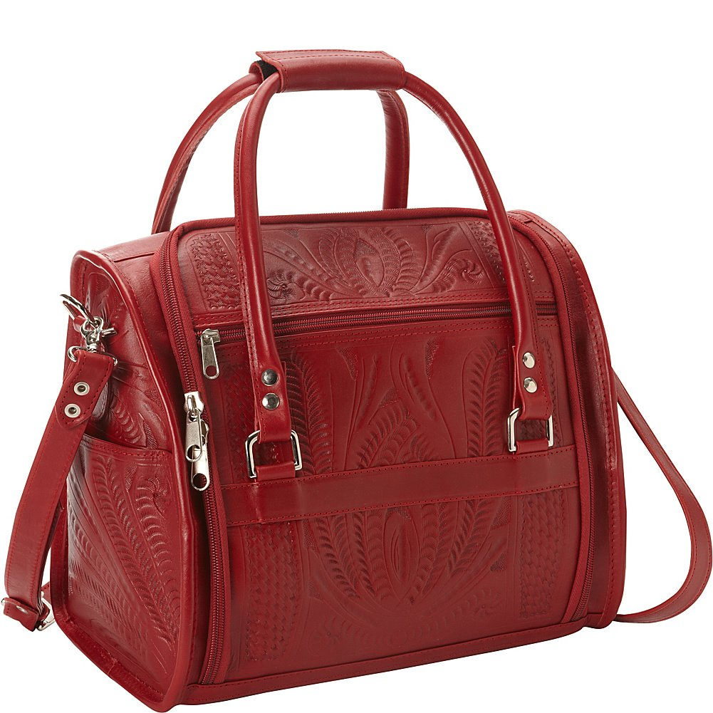Ropin West Vanity Case (Red) by Ropin West