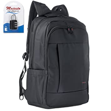 Amazon.com: Business Laptop Backpack for 17 Inch Notebook for ...