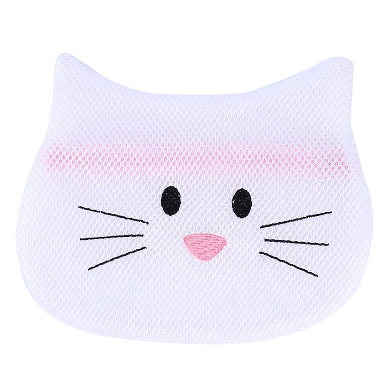 ZALING Cartoon Laundry Bags Baskets Household Cleaning Tools Laundry Wash Care Cat Model