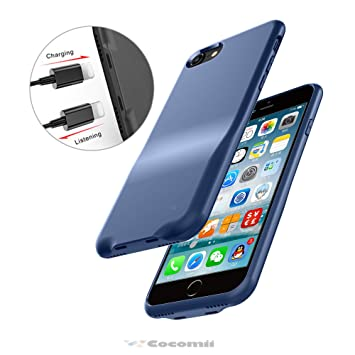 Cocomii Duo Lightning Audio Armor iPhone 8/iPhone 7 Funda ...