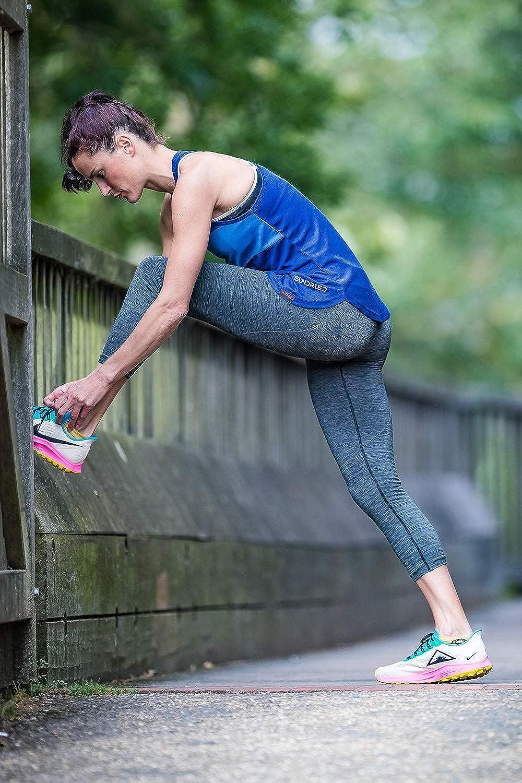 Sundried Yoga Desgaste para Mujer de los Deportes del Chaleco sin Mangas de Entrenamiento Scoop y Gimnasio sin Mangas