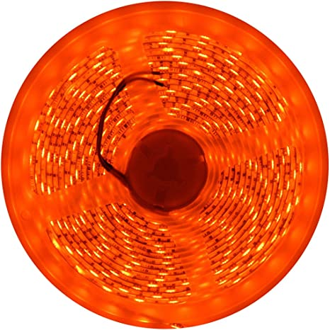 16ft 5050 Red 300 LED SMD LED Strip Light Lamp Flexible DC 12V Waterproof