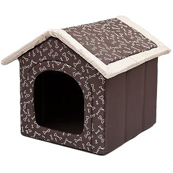 Hobbydog budkos15 para Perros Gato Cueva Perros Gato Cama Perros Casa Dormir Espacio para Perros Perro