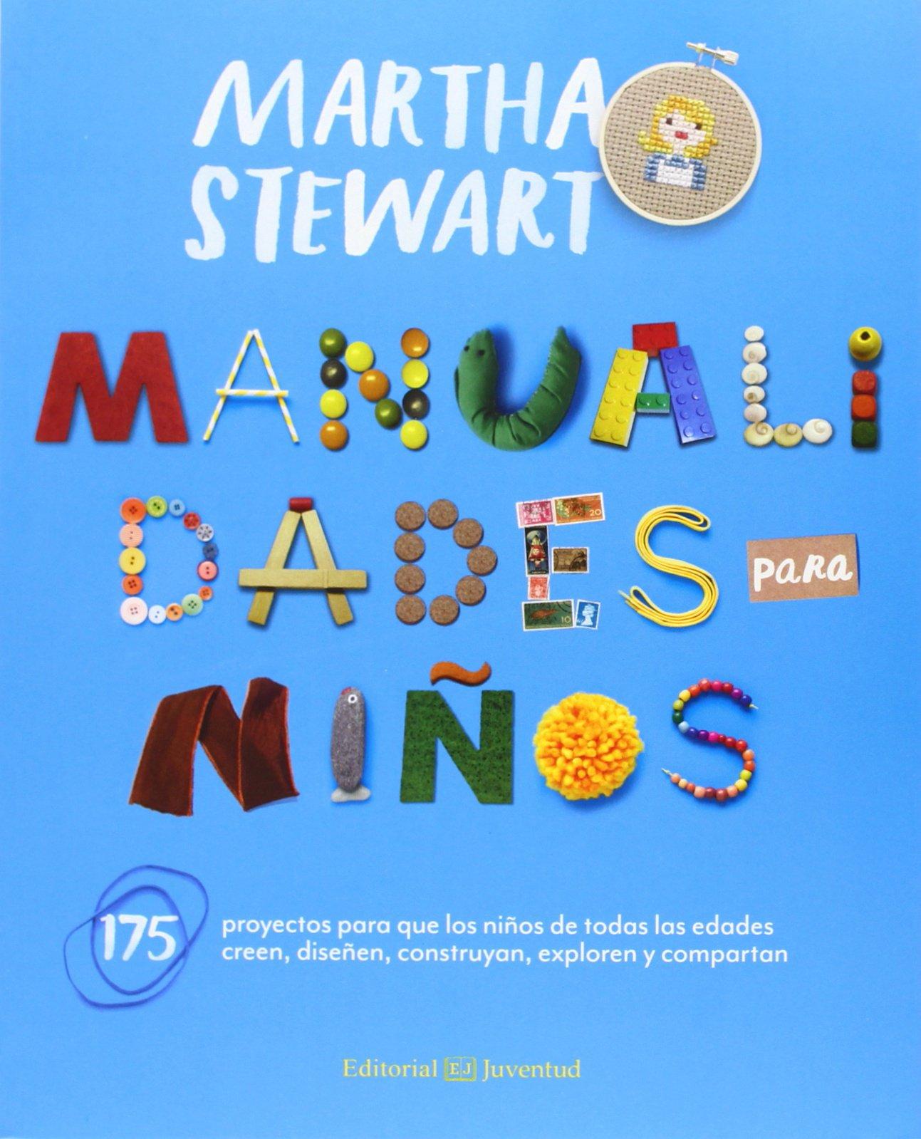 Manualidades para niños de Martha Stewart