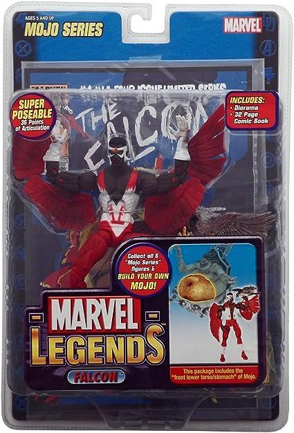 "Marvel Legends Series 14 6/"" Action Figure Falcon  NEW"