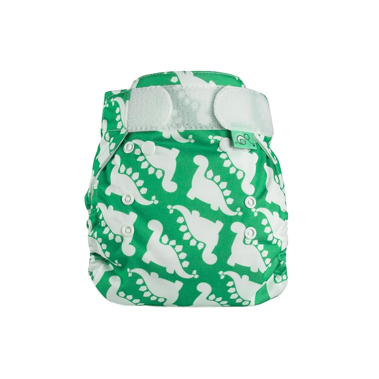 TotsBots wiederverwendbar Peenut Wrap für Verwendung mit Bamboozle Stoffwindel, Größe 1, 6bis 18lbs, Roar Design Größe 1 6bis 18lbs Tots Bots Limited 5060510761933