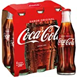 Coca-Cola - Botellín de Cristal 200 ml (Pack de 6)