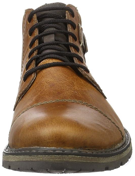 2995d9db4130 Rieker Herren 38103 Kurzschaft Stiefel  Amazon.de  Schuhe   Handtaschen