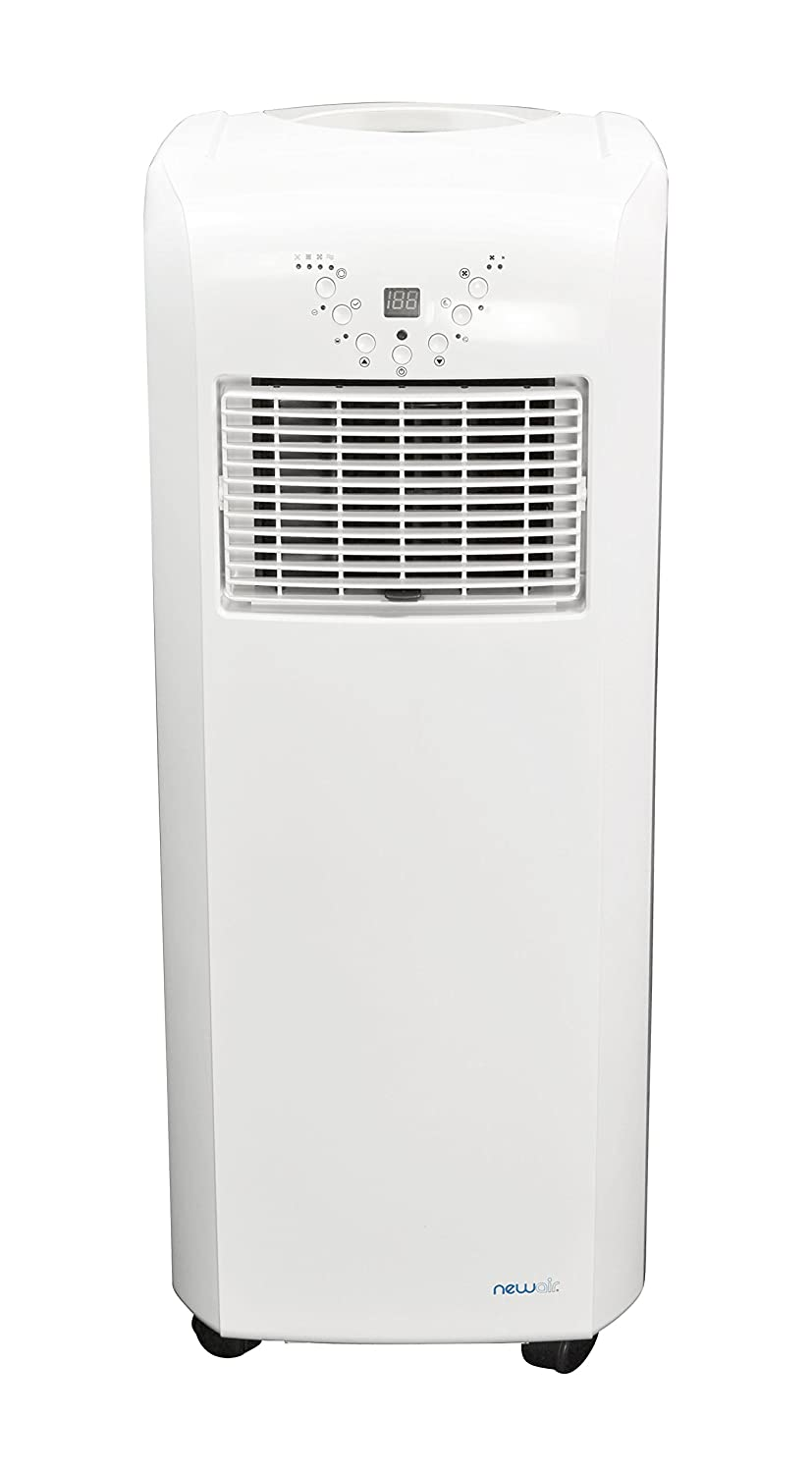 amazoncom newair ac 10100h ultra compact 10000 btu portable air conditioner and heater home kitchen - Air Conditioner And Heater