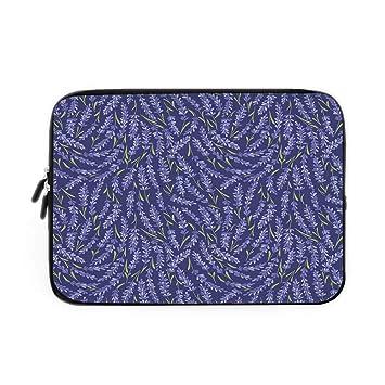 Amazon.com: Lavender - Funda de neopreno para ordenador ...