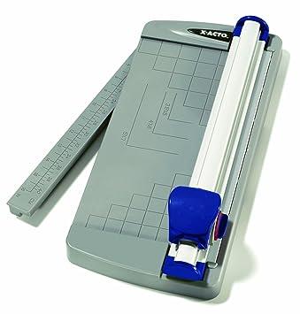 Amazon.com: Elmers X-Acto cortadora rotatoria 12 x 6 (26505 ...