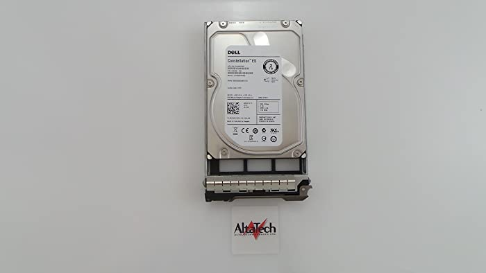 "Dell - 2TB 7.2K RPM 6Gb/s 3.5"" SAS HD - Mfg # R755K (comes w/ drive & tray)"