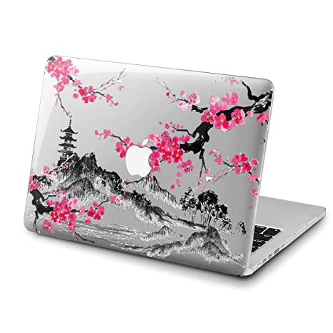 6278e1c21da4 Amazon.com: Lex Altern Japanese Apple MacBook Pro 13 inch 2018 Case ...