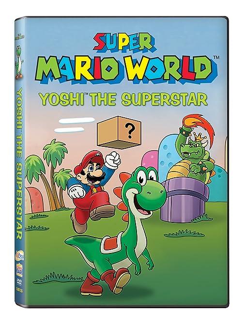Amazon Com Super Mario World Yoshi The Superstar Mario Super