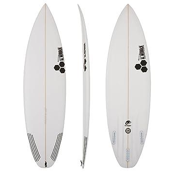 Channel Islands Peregrine - Tabla de surf (1,52 m), color blanco