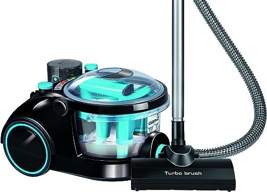 MPM Aspirador sin Bolsa Filtro de Agua Tanque 1,2L 2400W MOD-19/8 ...