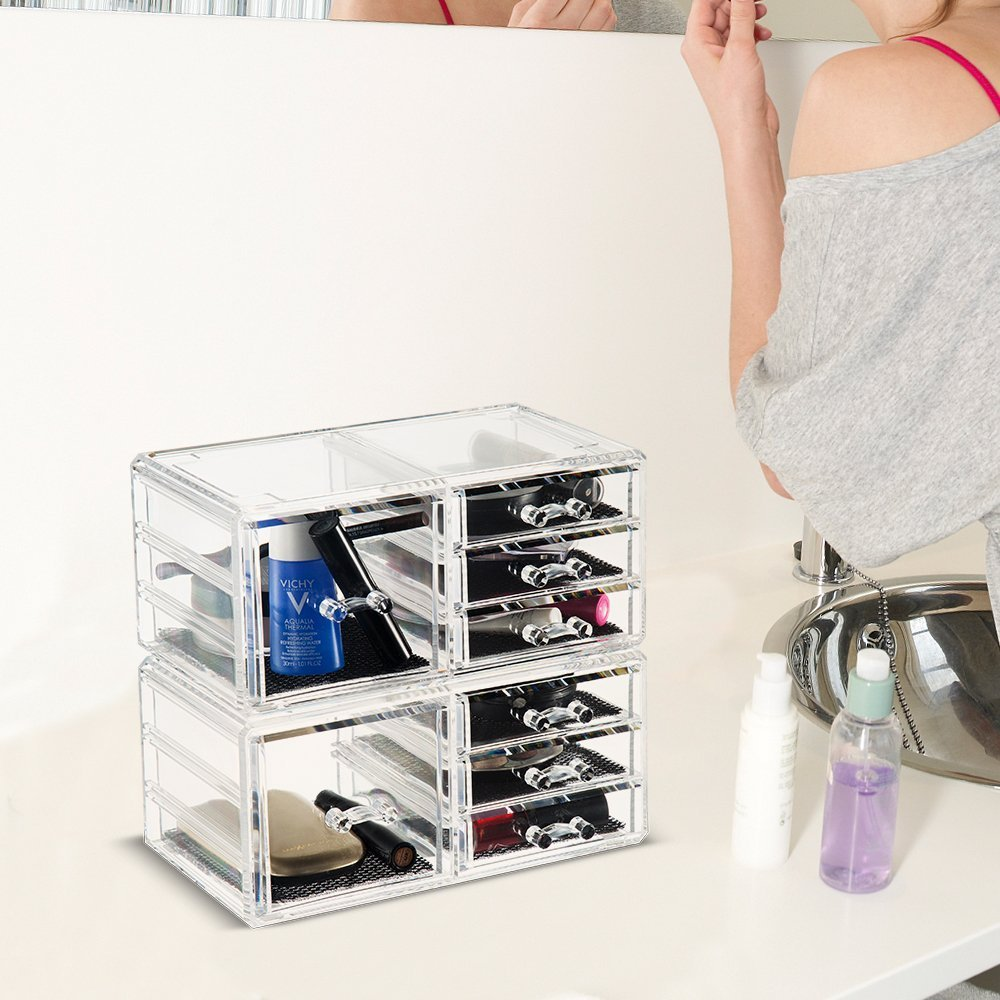 The Best Makeup Organizers In 2020: Keeping Your Makeup Tidy And On-Point 1