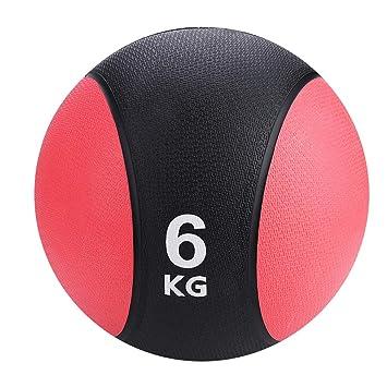 Zerone - Balón Medicinal de Goma para Entrenamiento Muscular ...