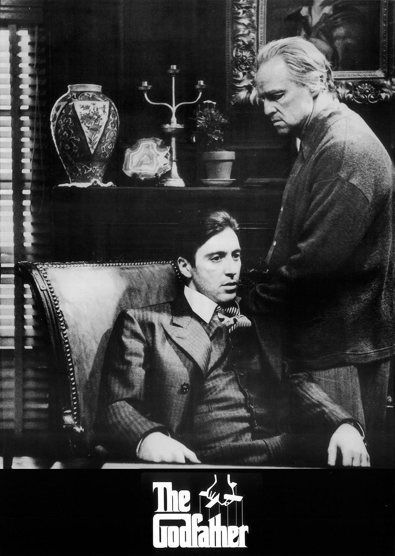 Amazon.de: Der Pate - The Godfather (1971): Al Pacino und Marlon ...
