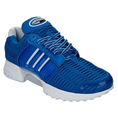 blue adidas climacool trainers