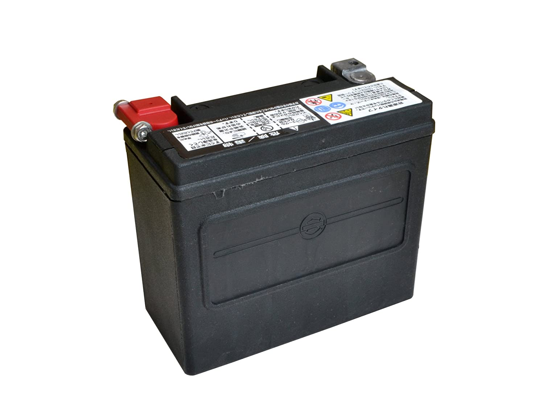 ハーレーダビッドソン [ HARLEY DAVIDSON ] シールド型 バイク用バッテリー [ 液入充電済 ] HD65989-97C B00EM4VHSE