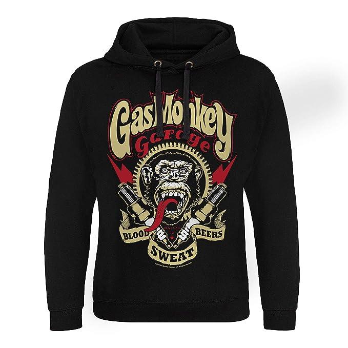 Officially Licensed Gas Monkey Garage GYSOT Women/'s T-Shirt S-XXL Sizes