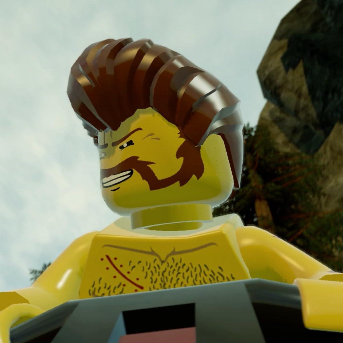 Lego レゴ Ipad壁紙 Run In With Rex Fury その他 スマホ用画像138421