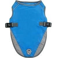 Canada Pooch Chill Seeker Cooling Vest - Aqua
