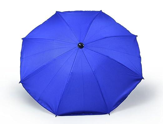 Ombrello parasole universale per passeggini e carrozzine con supporto universale protezione UV 50+ parasole