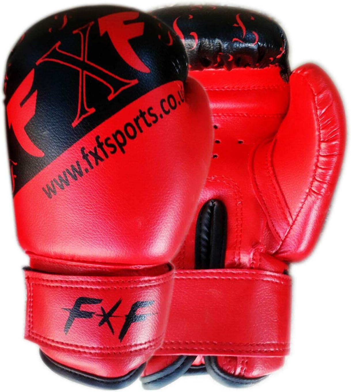 Black Corner 04oz Boxing Gloves Sport Fitness Training