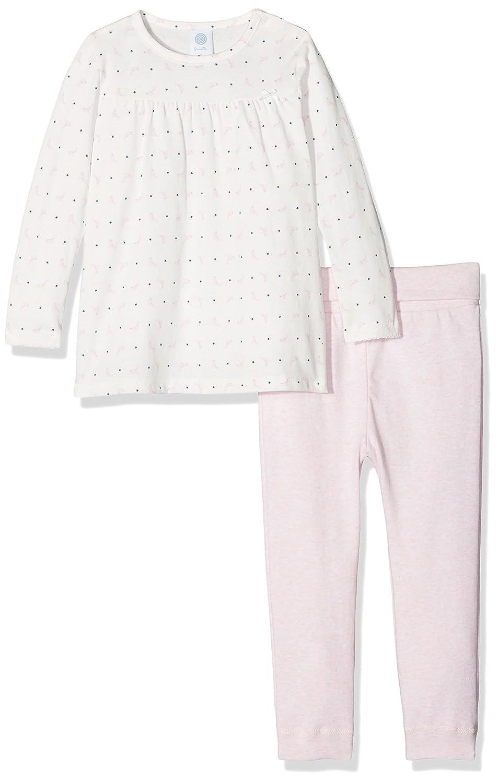 Sanetta Baby-Mädchen Zweiteiliger Schlafanzug 221369