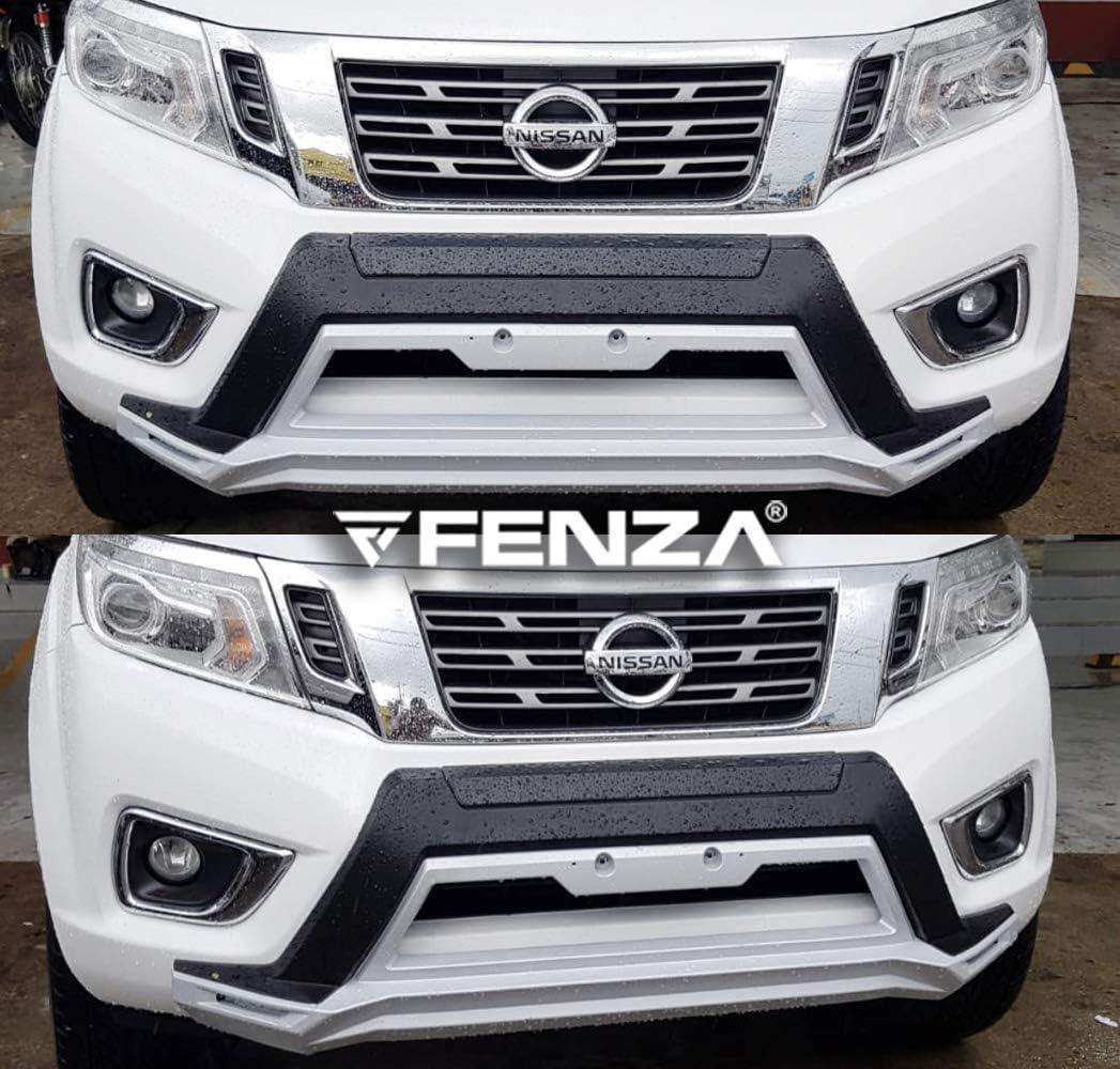 Front Bumper Guard Protector for 2016-2019 Nissan NP300 No LED Export Model