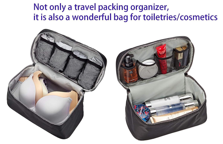 Amazon.com: Organizador de equipaje, organizador para ropa ...