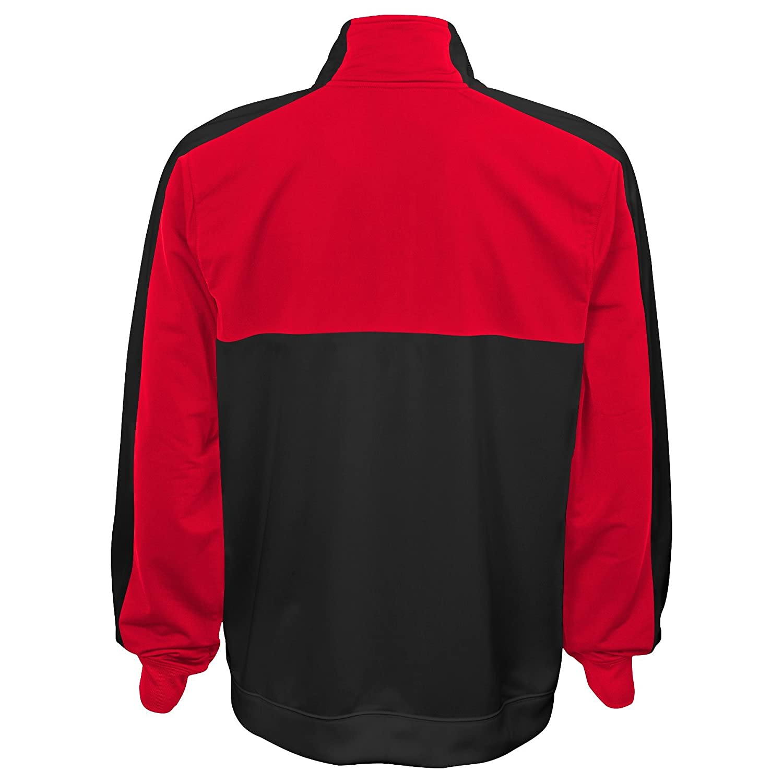 X-Large Team color International Soccer Gremany Mens Outerstuff Track Jacket