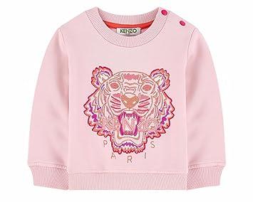 12dd186522e Kenzo Baby ORO KI15037 31 Tiger Jumper Light Pink: Amazon.co.uk: Baby