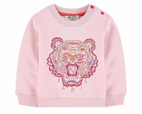 1cd4054a06d5 Sweat Kenzo Kids Tigre Rose - Bébé  Amazon.fr  Vêtements et accessoires